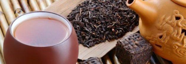 プーアル茶 効果 効能 糖尿病